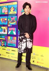 金馬影帝莫子儀出席酷兒影展入圍發表會擔任影展大使。(記者邱榮吉/攝影)