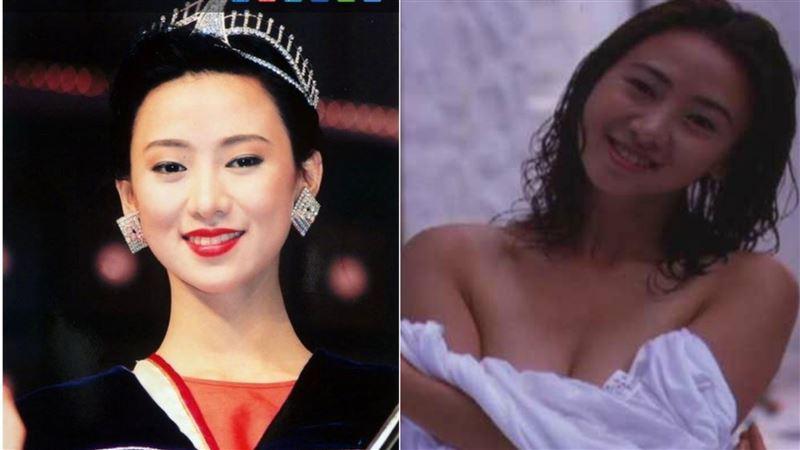 翁虹奪亞姐冠軍 為何還拍全裸三級片