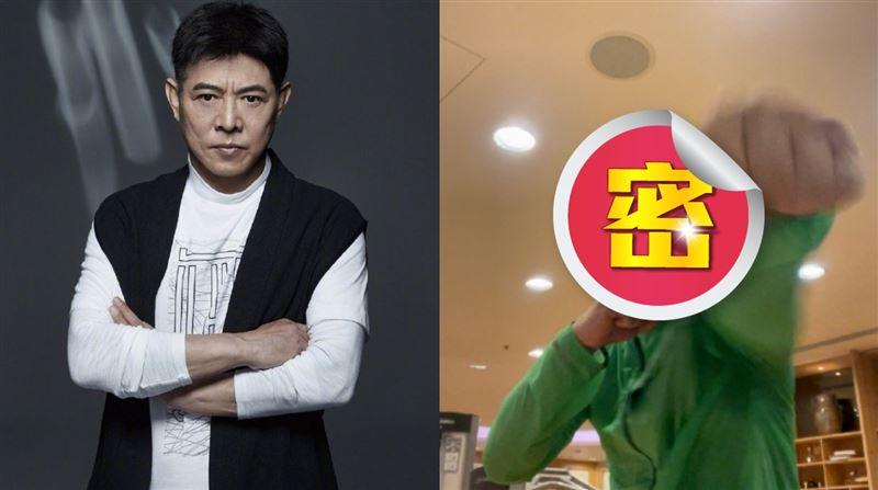 當李連杰22年替身 他現成亞洲第一