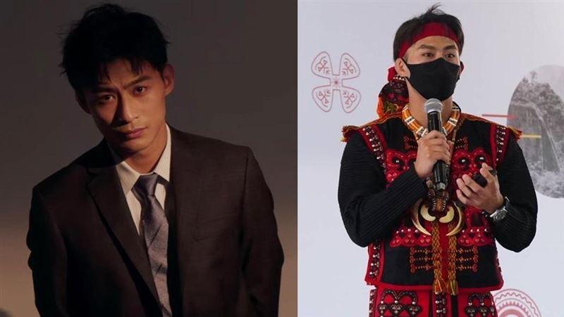 楊勇緯成「排灣族男神」穿傳統服超帥