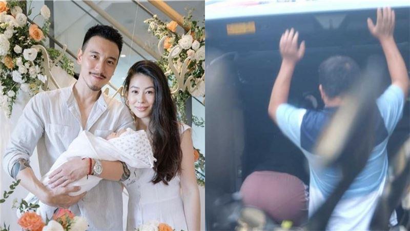 王陽明辣妻出門 外傭塞後車廂好危險
