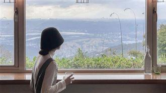 IG紅什麼/隱身陽明山的絕美咖啡廳