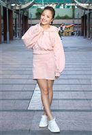 凱希金鐘入圍三立新聞網專訪。(記者邱榮吉/攝影)