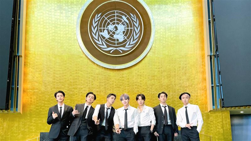 BTS再登聯合國!小粉紅怒轟:辱華