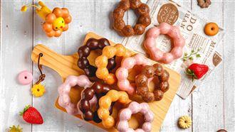 甜甜圈買十送十外送限定 一個免20
