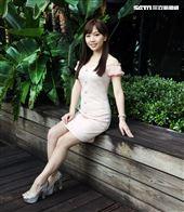 蔡尚樺金鐘三立新聞網專訪。(記者邱榮吉/攝影)