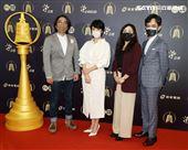 光的孩子導演徐麗雯、演員徐堰鈴、安原良出席公視金鐘入圍茶會。(記者邱榮吉/攝影)