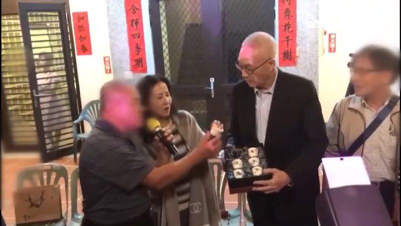 吳敦義夫妻與友聚會 爆無罩合照惹議