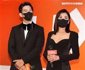 修杰楷、賈靜雯夫妻同時出席房產活動。(記者邱榮吉/攝影)