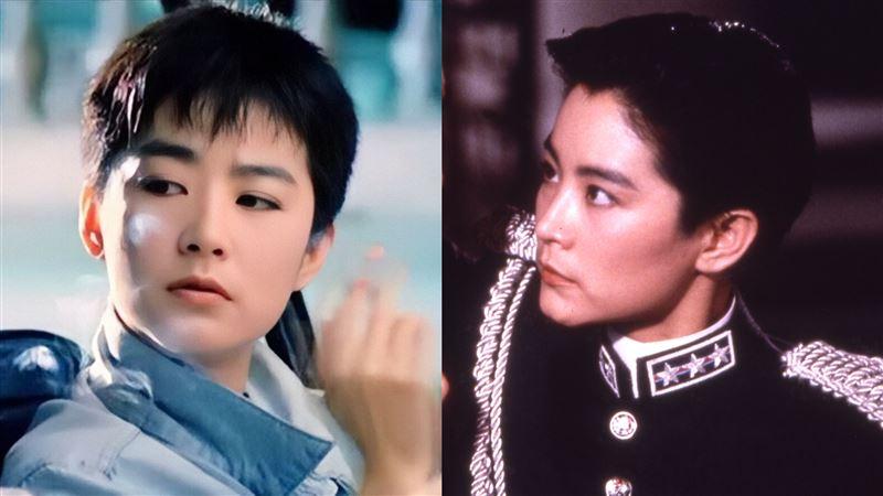 35年前「帥氣花美男照」竟是林青霞