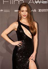 安妮入圍台北電影獎女配角。(記者邱榮吉/攝影)