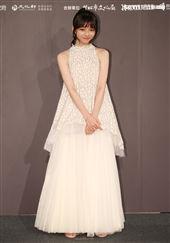陳妍霏奪得台北電影獎最佳新演員。(記者邱榮吉/攝影)