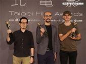 紀錄片捕鰻的人獲得台北電影獎百萬首獎。(記者邱榮吉/攝影)