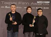 消失的情人節獲得台北電影獎最佳劇情長片。(記者邱榮吉/攝影)