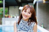 王宥忻三立新聞網專訪。(圖/記者楊澍攝影)