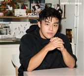 劉昊三立新聞網專訪。(記者邱榮吉/攝影)