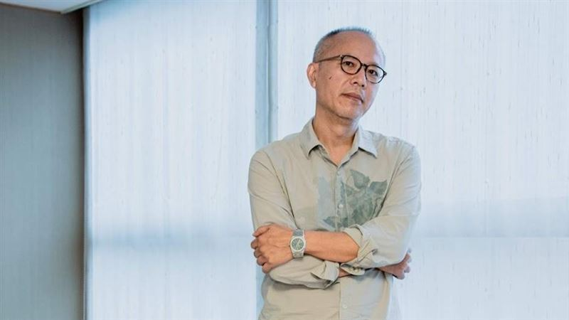 鍾孟宏自嘲是王八蛋 不敢拍賈靜雯