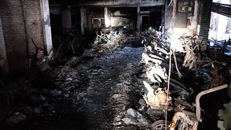 「城中城」46死內幕:防火門被變賣