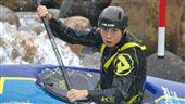台灣首位進入奧運輕艇項目的代表選手