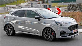 導入油電動力 福特性能休旅新車曝光