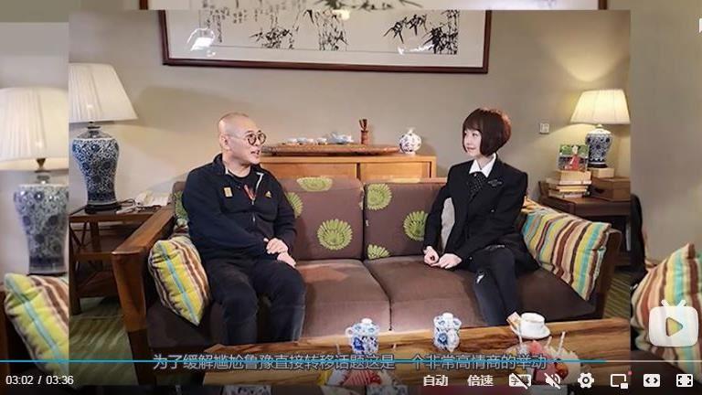 李連杰被當眾問:祖父是誰?他秒變臉